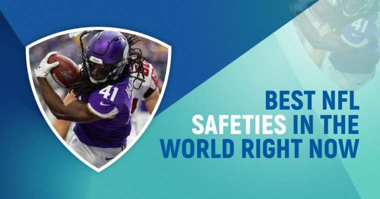 Top 10 Best NFL Safeties In The World Right Now