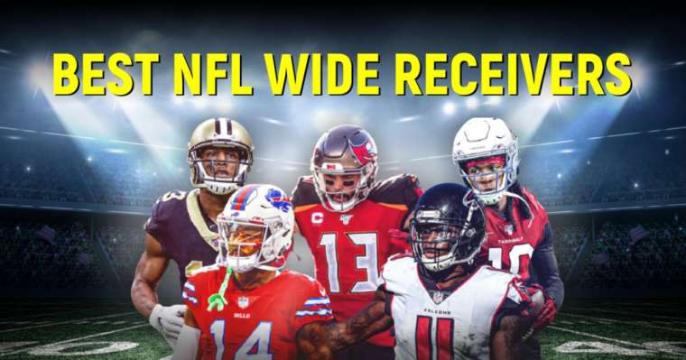Top 10 Best NFL Wide Receivers In The World Right Now
