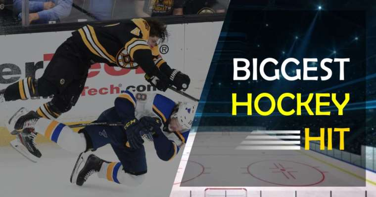 The 10 Biggest Hockey Hits In NHL History