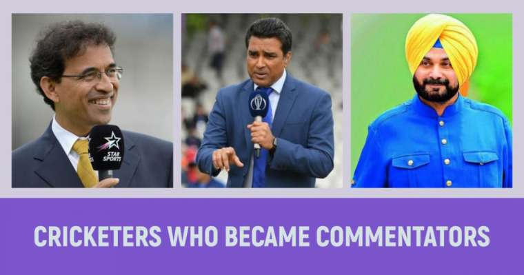 10 Cricketers Who Became Commentators
