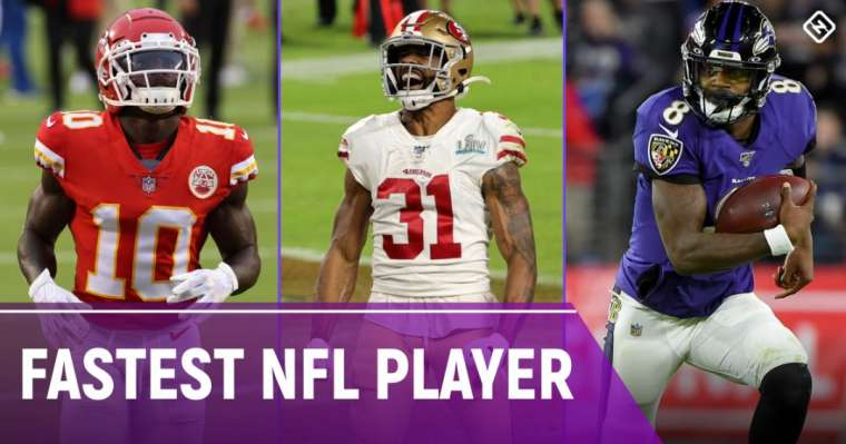 Top 10 Fastest NFL Players In History