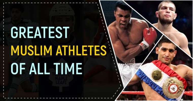 Top 10 Greatest Muslim Athletes Of All Time