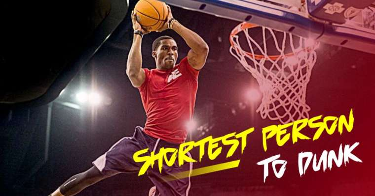 10 Shortest Person To Dunk In The History Of NBA