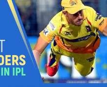 Top 10 Best Fielders in IPL | Indian Premier League Ranking