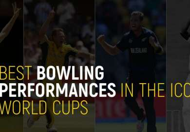 Top 10 Best Bowling Performances In The ICC World Cups   All-Time Ranking