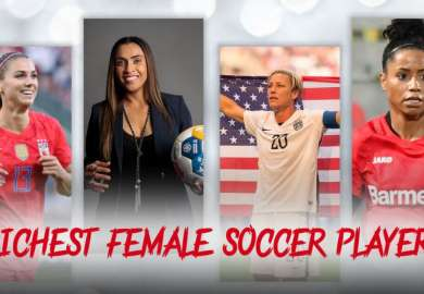 Top 10 Richest Female Soccer Players In 2021   Football Money List