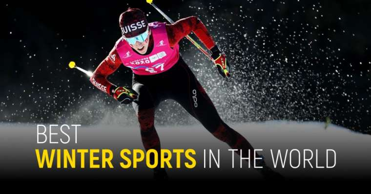 Top 10 Best Winter Sports In The World