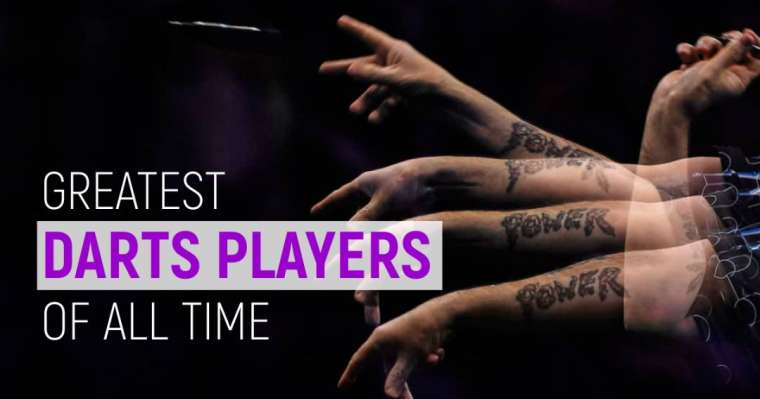 Top 10 Greatest Darts Players of All Time
