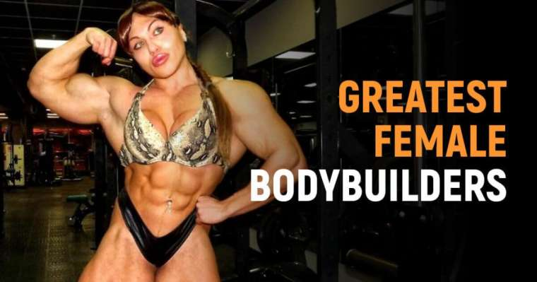 Top 10 Greatest Female Bodybuilders of All Time