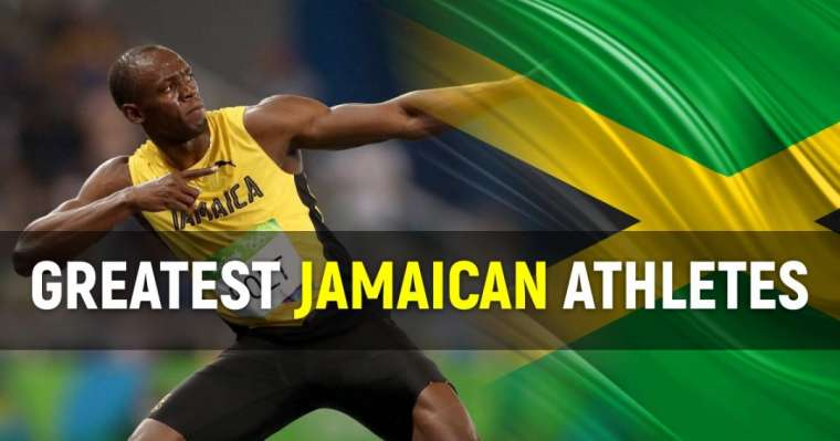 Top 10 Greatest Jamaican Athletes Of All Time