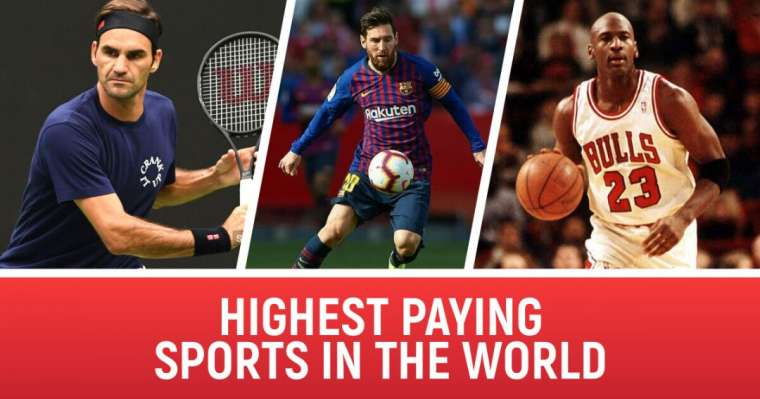 Top 10 Highest Paying Sports In The World