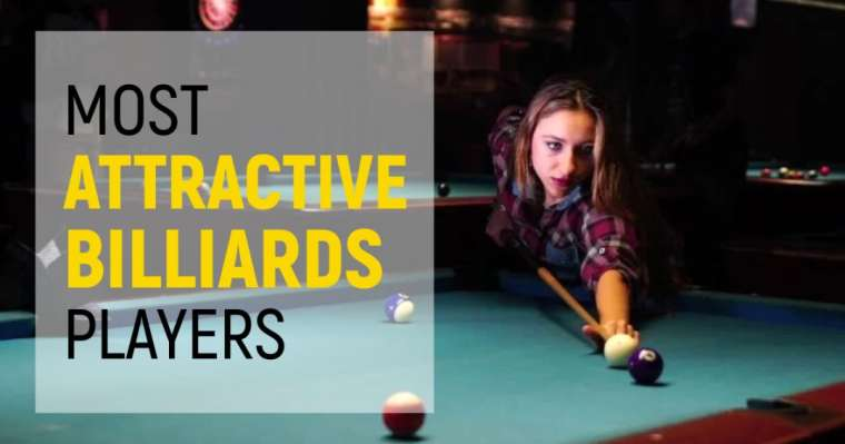 Top 10 Most Attractive Billiards Players Of All Time