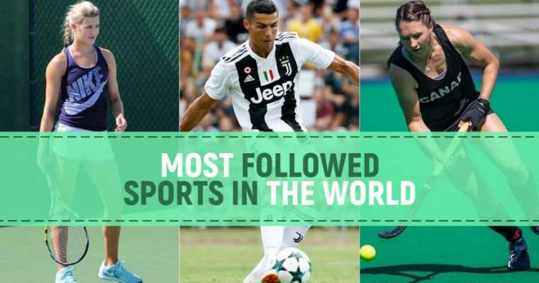 Top 10 Most Followed Sports In The World | 2021 Ranking
