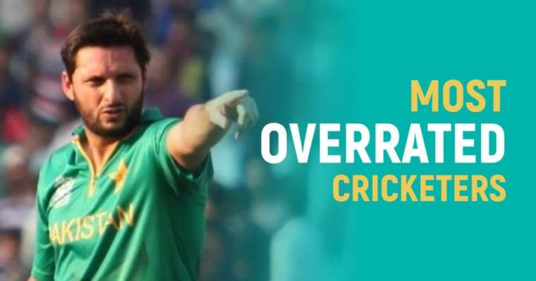 10 Most Overrated Cricketers Of All Time