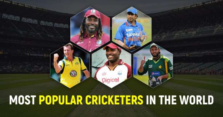 Top 10 Most Popular Cricketers In The World