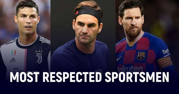 Top 10 Most Respected Sportsmen Of All Time
