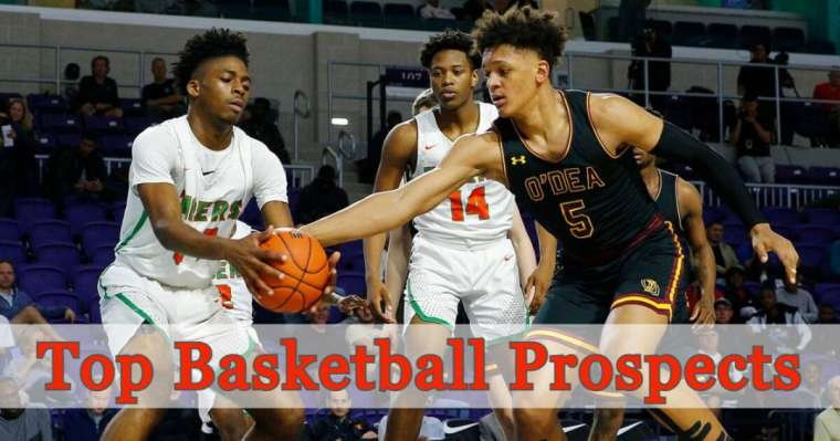 10 Top Basketball Prospects To Look For This Year | 2021 Power Ranking
