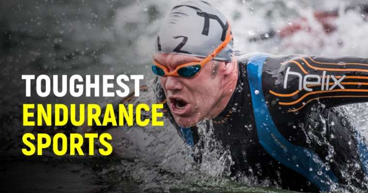 Top 10 Toughest Endurance Sports In The World