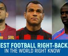 Top 10 Best Football Right-Backs In The World Right Now