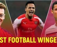 Top 10 Best Football Wingers In The World Right Now