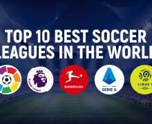 Top 10 Best Football Leagues In The World Right Now | FIFA Ranking