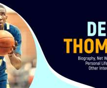 Deon Thomas Biography, Net Worth, Career, Awards, Personal Life, Family, and Other Interesting Facts