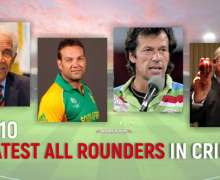 Top 10 Greatest All Rounders In Cricket History