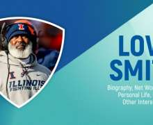 Lovie Smith Biography, Net Worth, Career, Family, Personal Life, and Other Interesting Facts