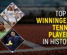 Top 10 Winningest Tennis Players In History