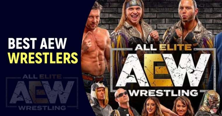 10 Best AEW Wrestlers of All Time | Power Ranking
