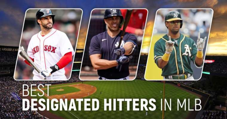 Top 10 Best Designated Hitters In MLB Right Now