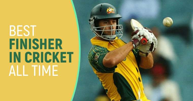 Top 10 Best Finishers In Cricket | All-Time Ranking