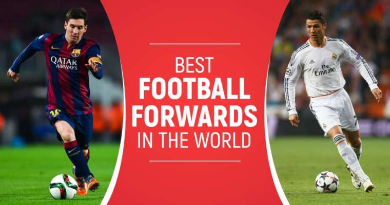 Top 10 Best Football Forwards In The World Right Now