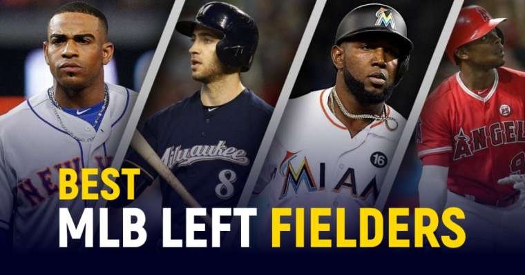 Top 10 Best MLB Left Fielders In The World Right Now
