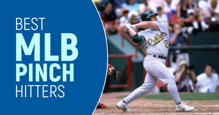 Top 10 Best MLB Pinch Hitters In The World Right Now