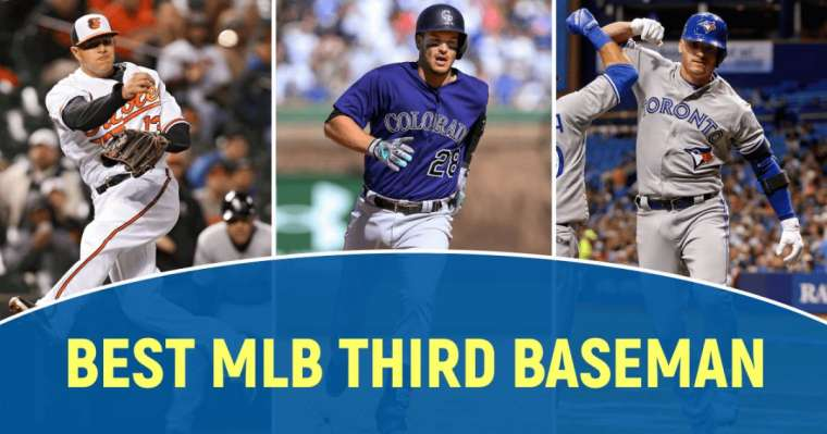 Top 10 Best MLB Third Basemen In The World Right Now