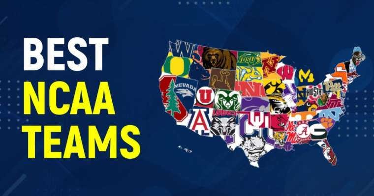 Top 10 Best NCAA Teams Of All Time