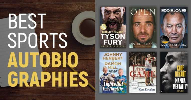 Top 10 Best Sports Autobiographies You Must Read This Year