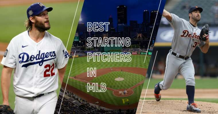 Top 10 Best Starting Pitchers In MLB Right Now