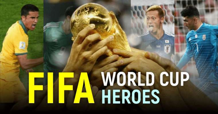 Top 10 FIFA World Cup Heroes Of All Time