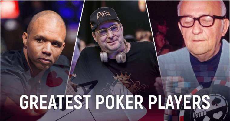 Top 10 Greatest Poker Players of All Time