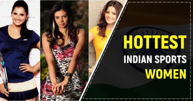 Top 10 Hottest Indian Sports Women To Look For