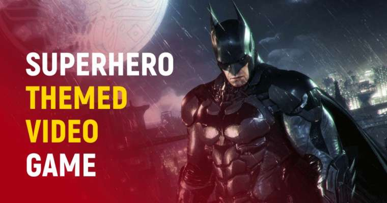Top 10 Superhero Themed Video Games of All Time
