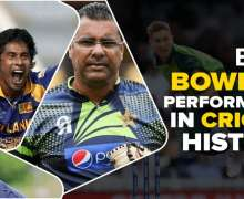 Top 10 Best Bowling Performances In Cricket History | ICC Rankings