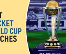 10 Best Cricket World Cup Matches Of All Time | ICC World Cup Records