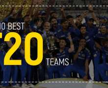 Top 10 Best T20 Teams To Watch Out This Year | All-Time Ranking
