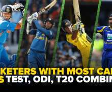Top 10 Best Batsmen With Highest Career Scores In ODI, Test, And T20 Combined