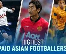 Top 10 Highest Paid Asian Footballers | 2021 Football Money List