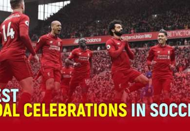Top 10 Best Goal Celebrations In Soccer History | Football Updates