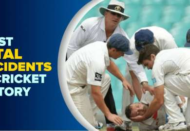 10 Most Fatal Accidents In Cricket History